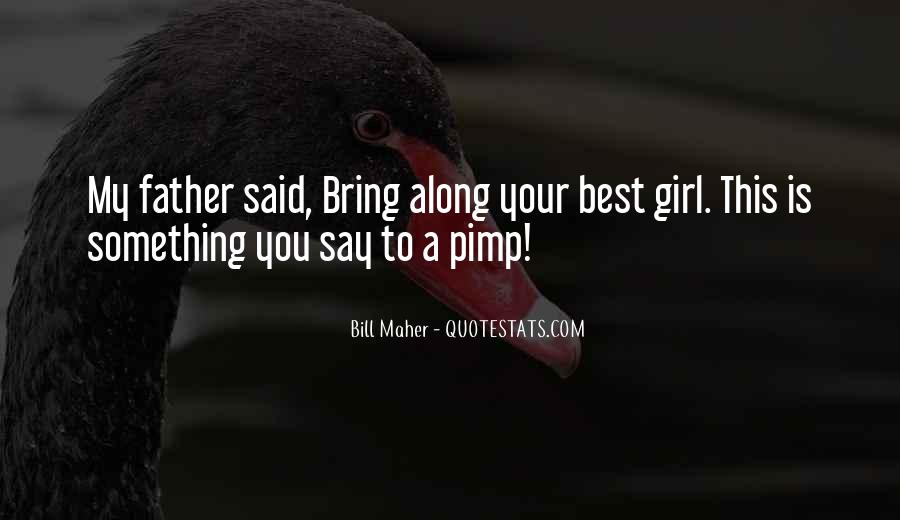 My Best Girl Quotes #1187381