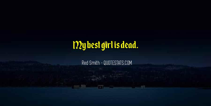 My Best Girl Quotes #1535880