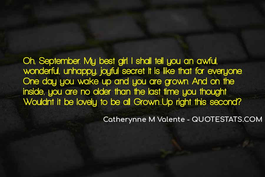 My Best Girl Quotes #1613304
