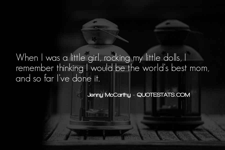 My Best Girl Quotes #1633917