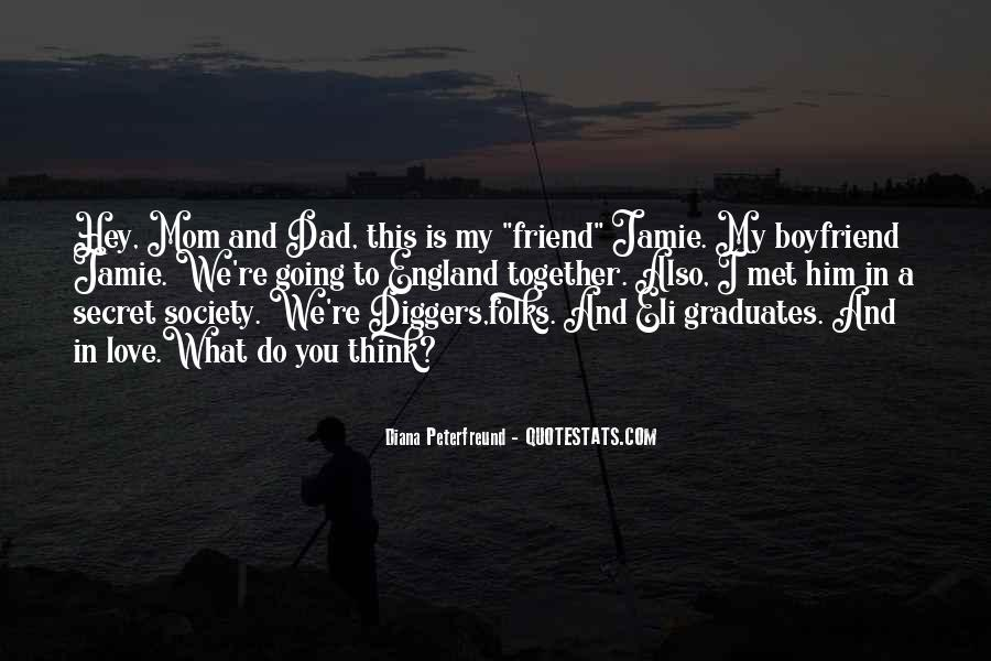 My Boyfriend Is My Best Friend Quotes #382515