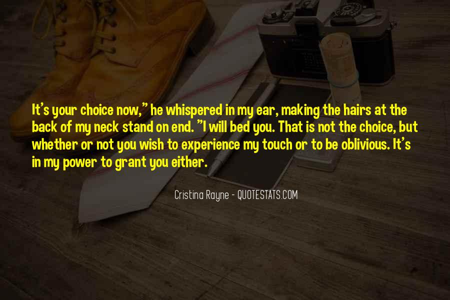 Quotes About Choice Making #621932