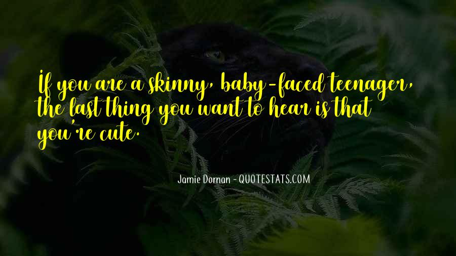 My Cute Baby Quotes #371342