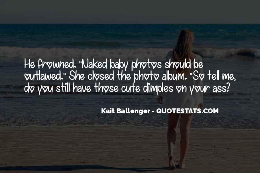 My Cute Baby Quotes #933561