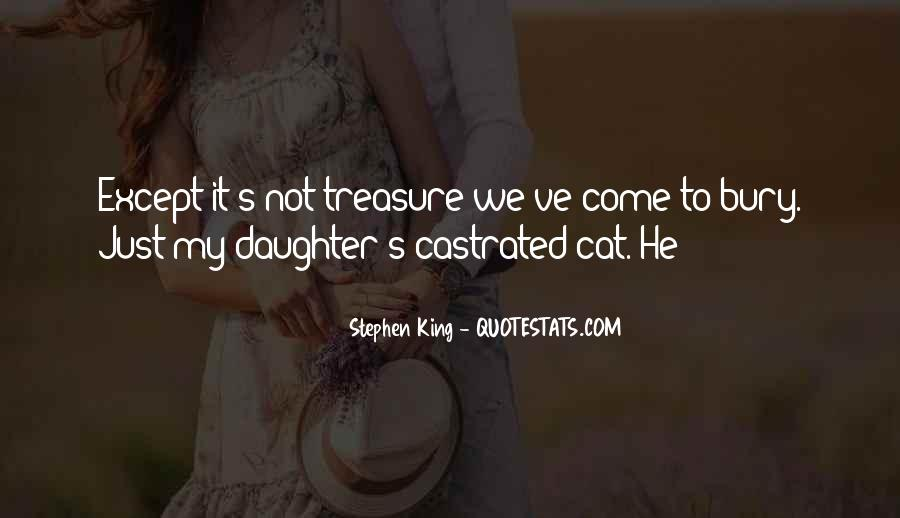 My Daughter Is My Treasure Quotes #66286