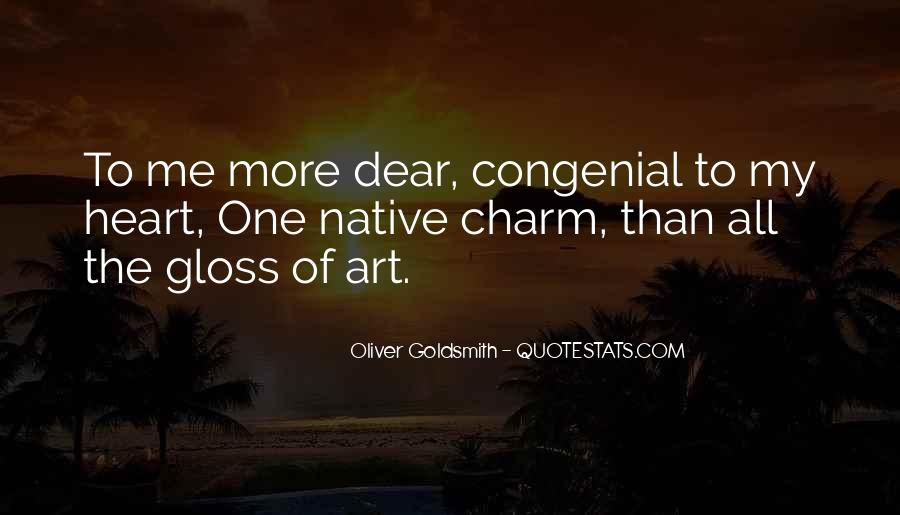 My Dear Heart Quotes #1385241