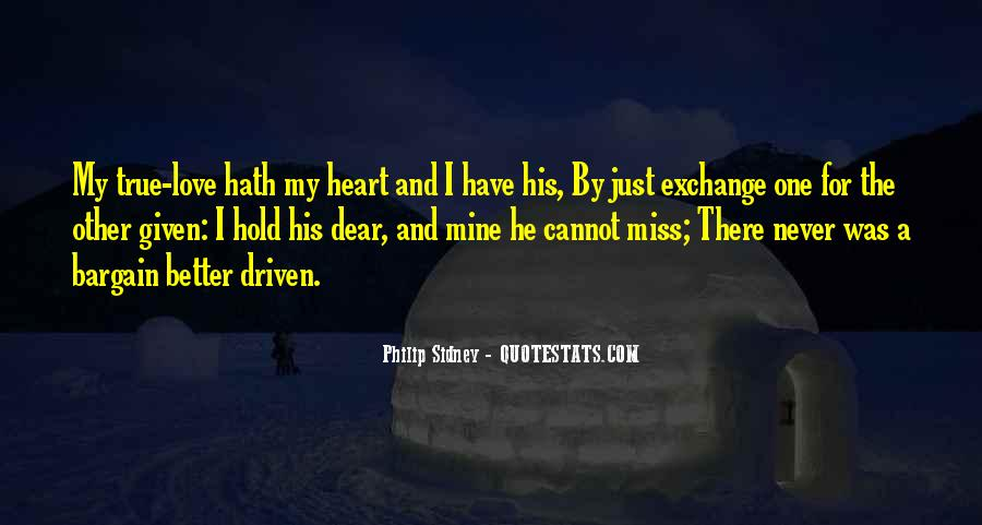 My Dear Heart Quotes #1660198