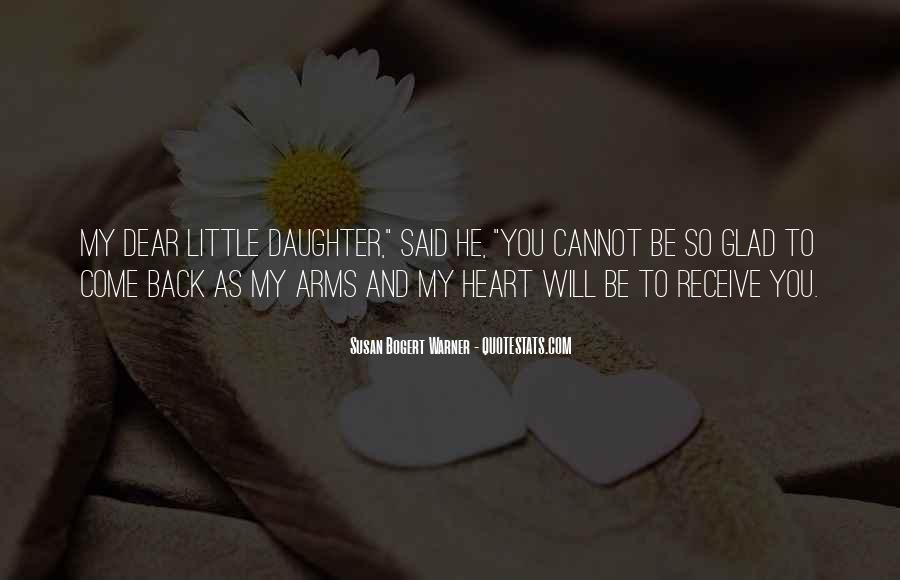 My Dear Heart Quotes #218635