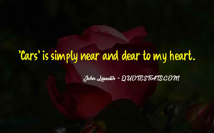 My Dear Heart Quotes #484214