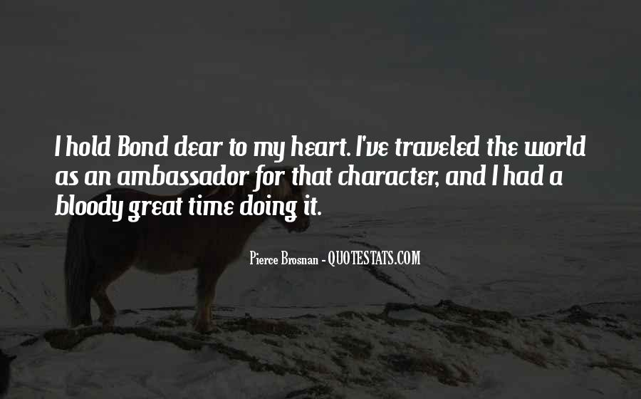 My Dear Heart Quotes #961309