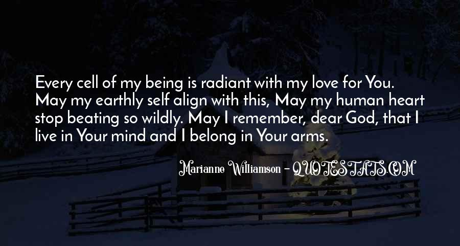 My Dear Heart Quotes #981259