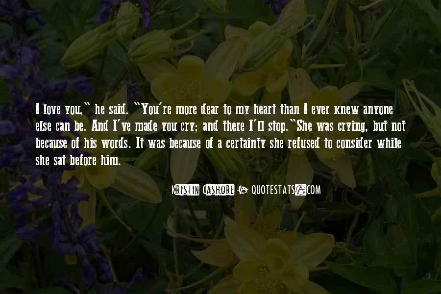 My Dear Heart Quotes #993091
