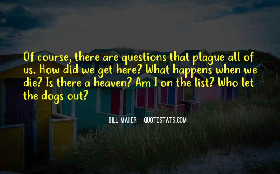 My Dog Is In Heaven Quotes #244800