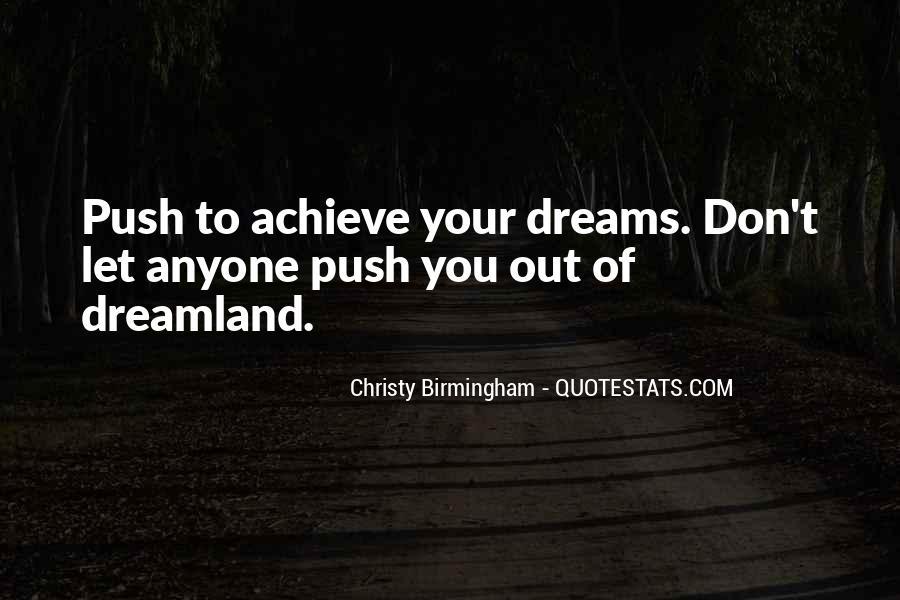 My Dreamland Quotes #1060116