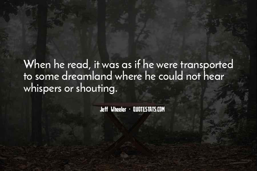 My Dreamland Quotes #1371732