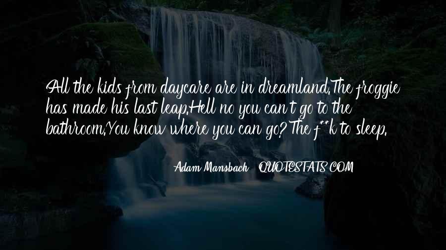 My Dreamland Quotes #1729670