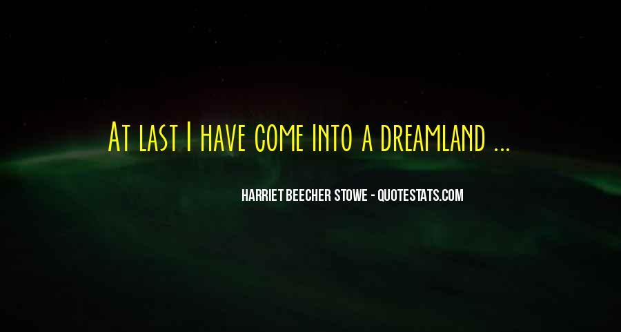 My Dreamland Quotes #1767995
