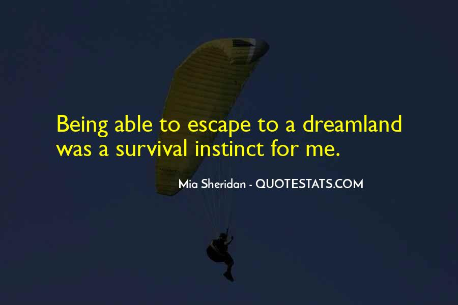 My Dreamland Quotes #36451