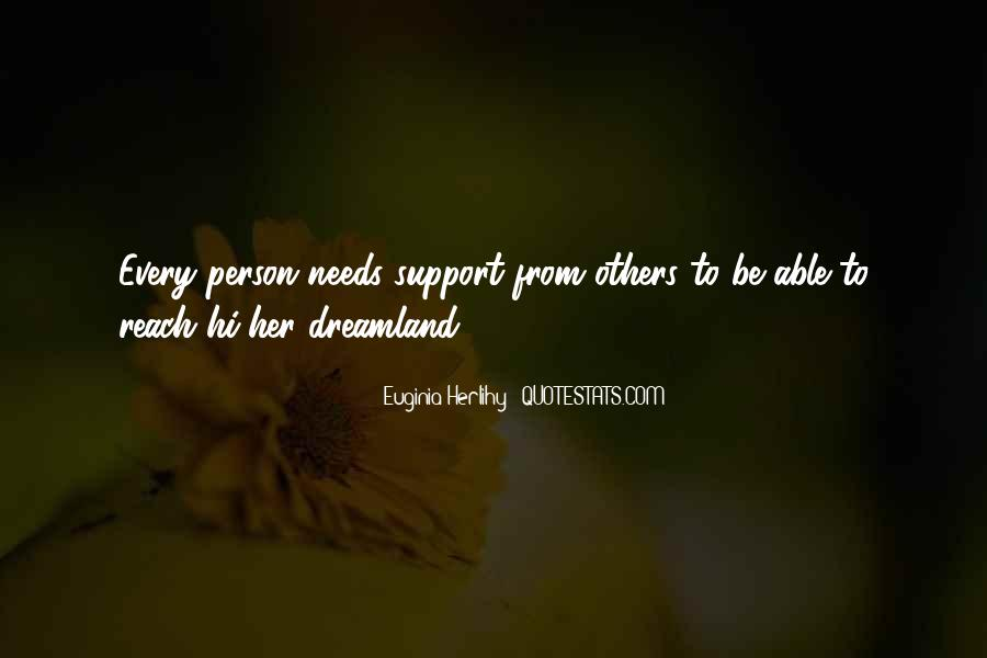 My Dreamland Quotes #372160