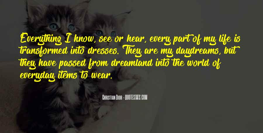 My Dreamland Quotes #964605