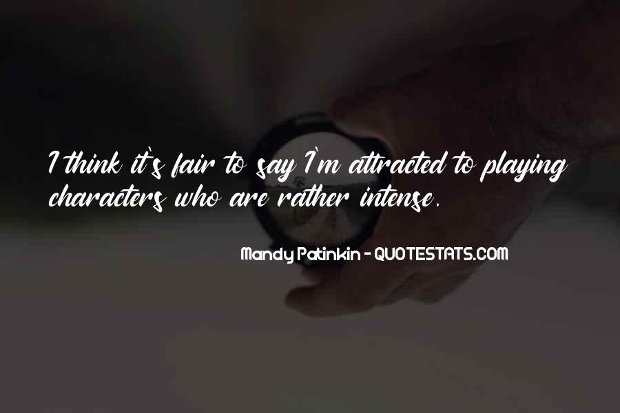 My Fair Mandy Quotes #1135735