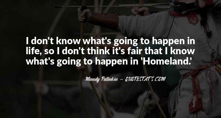 My Fair Mandy Quotes #133995