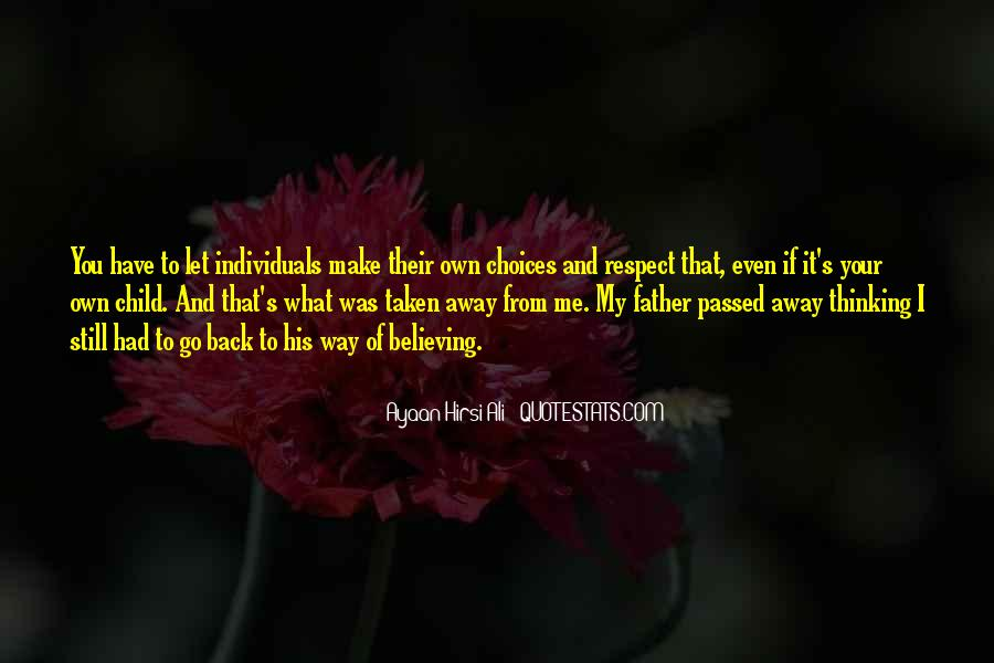 My Father Passed Away Quotes #805360