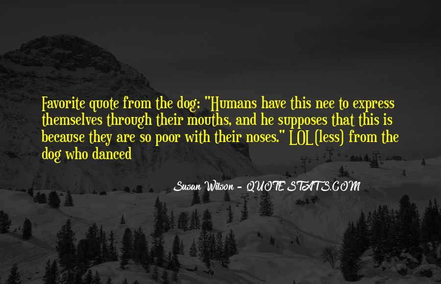 My Favorite Dog Quotes #170725