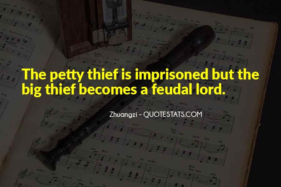 My Feudal Lord Quotes #1188106
