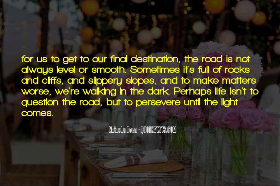 My Final Destination Quotes #1025014