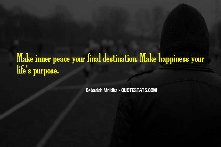 My Final Destination Quotes #305648