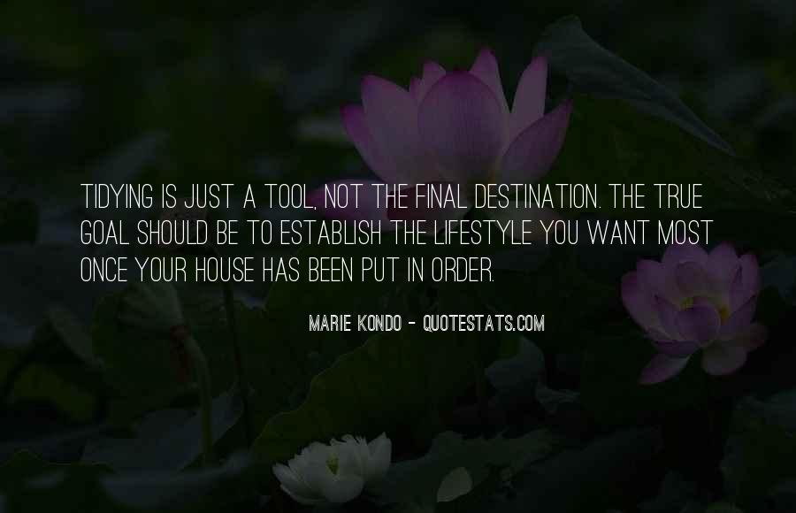 My Final Destination Quotes #500315