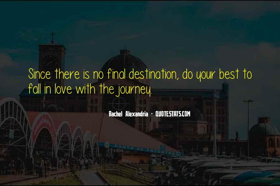 My Final Destination Quotes #55372