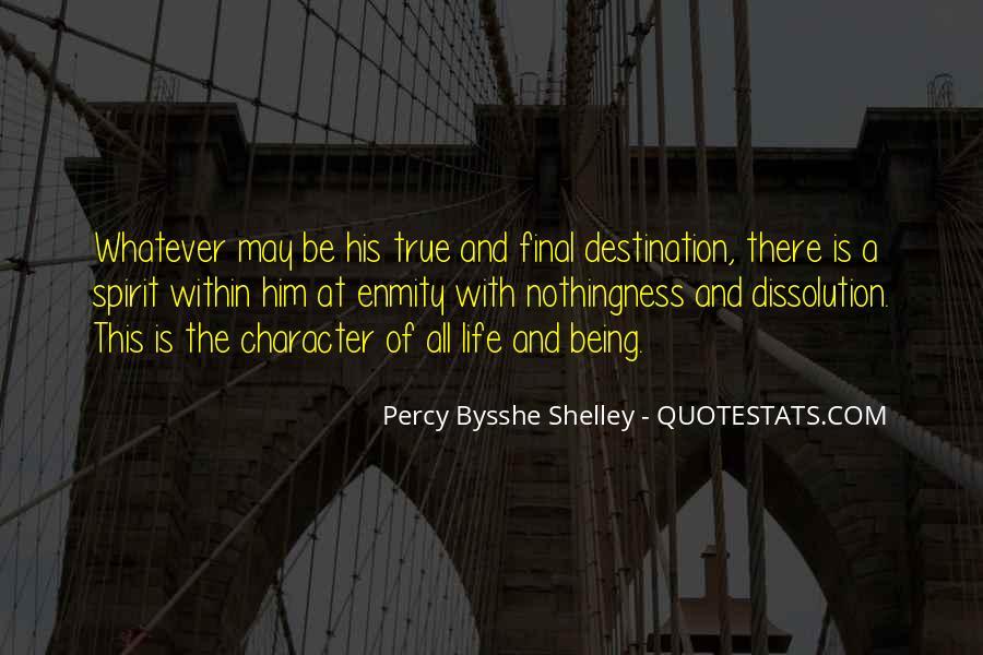 My Final Destination Quotes #951788