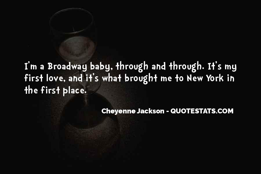 My First Baby Quotes #1162954