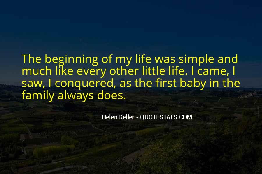My First Baby Quotes #1259113