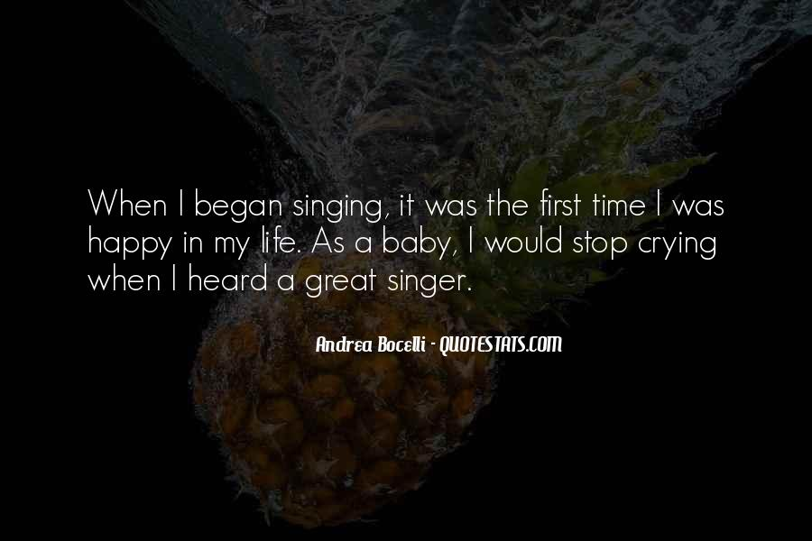 My First Baby Quotes #1442254
