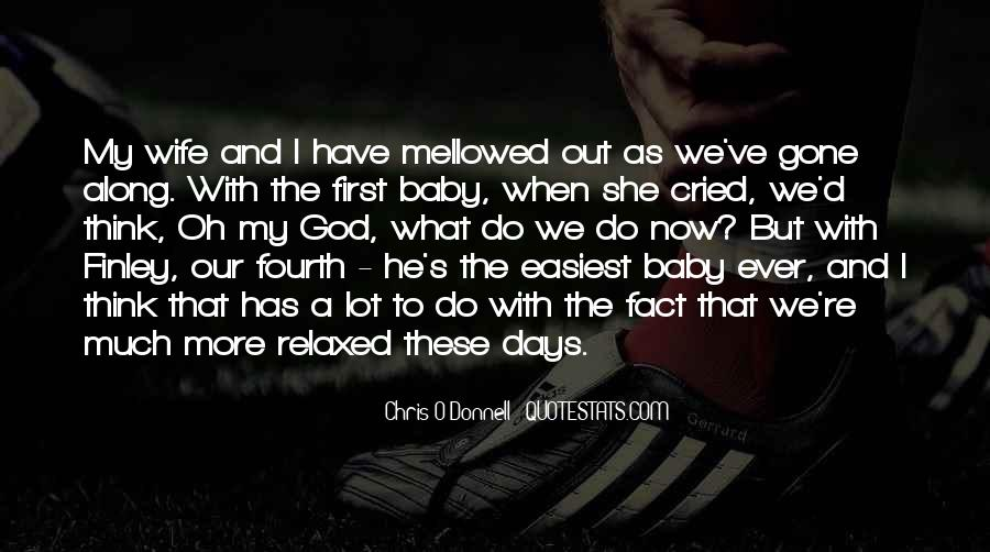 My First Baby Quotes #1752338