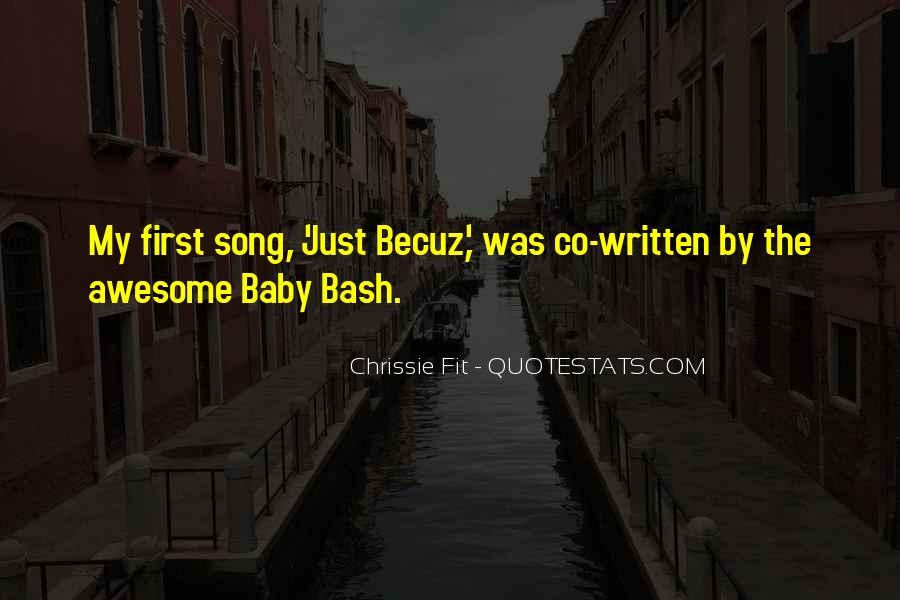 My First Baby Quotes #486041
