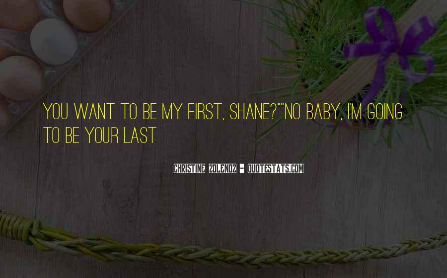 My First Baby Quotes #770277