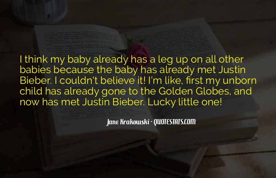My First Baby Quotes #835683
