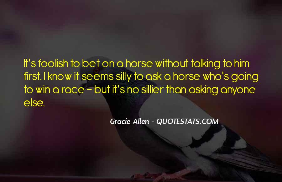 My First Horse Quotes #1678708