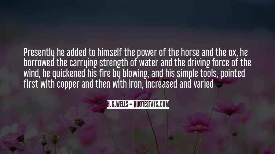 My First Horse Quotes #253957