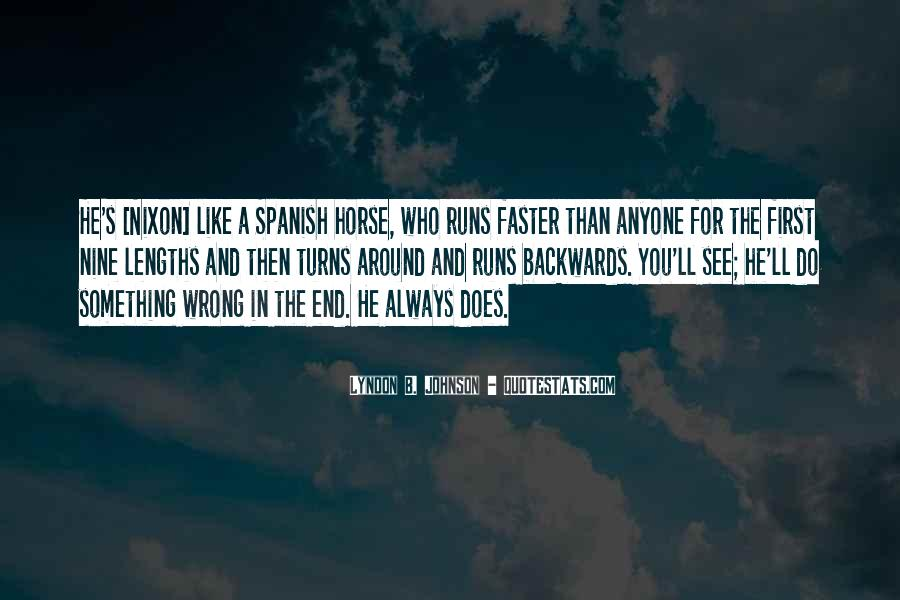 My First Horse Quotes #387393