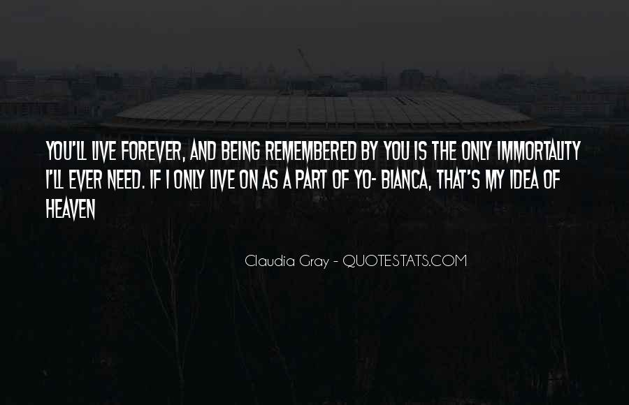 My Forever Is You Quotes #1196976