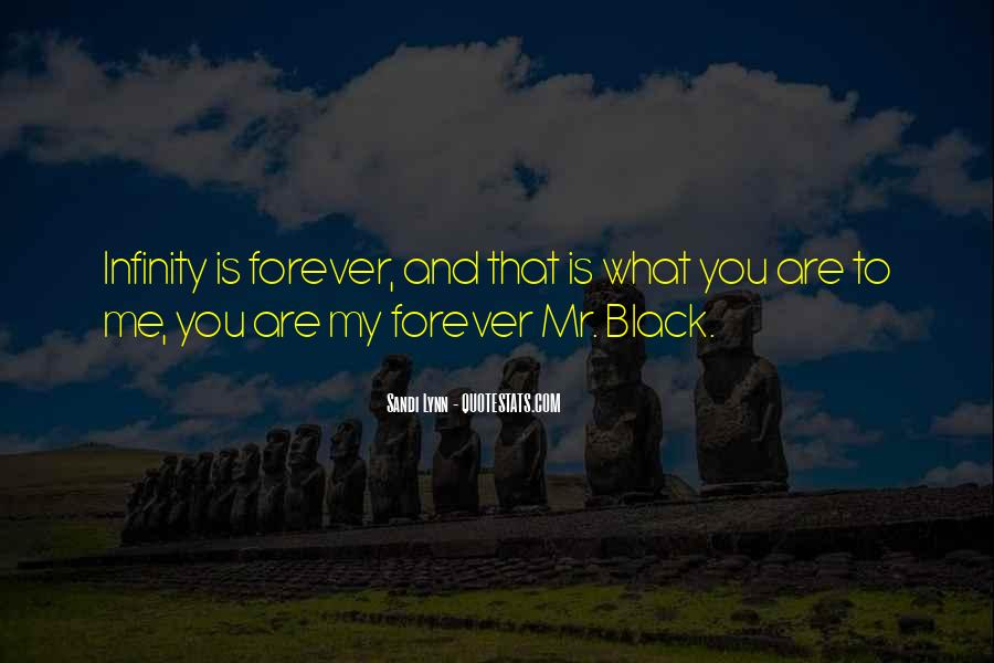 My Forever Is You Quotes #180711