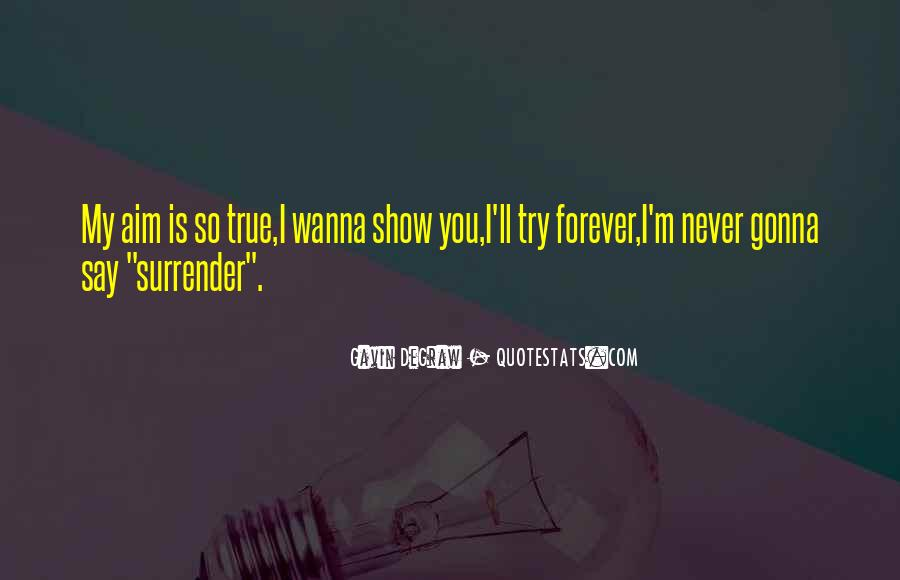 My Forever Is You Quotes #476123