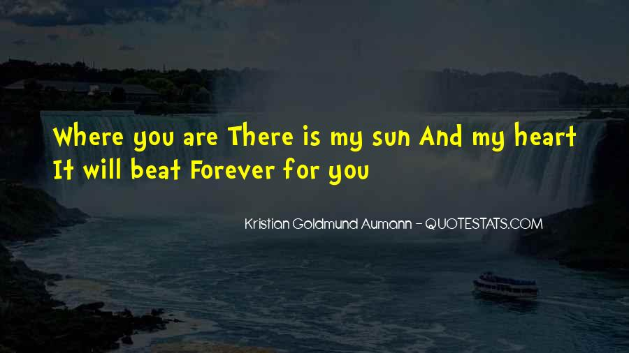 My Forever Is You Quotes #831227
