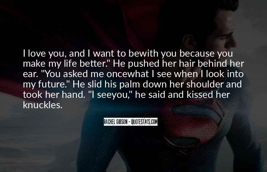 My Future With You Quotes #1042524