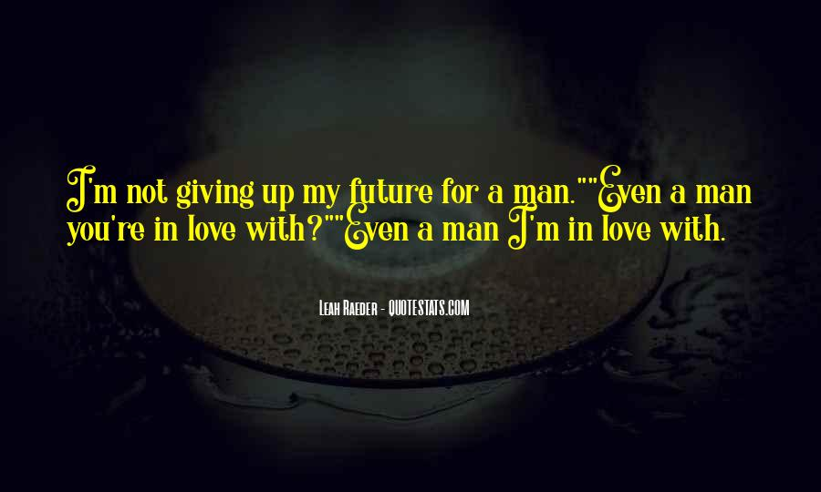 My Future With You Quotes #1079065